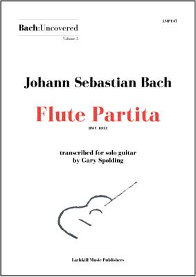 cover of Volume 5 Flute Partita