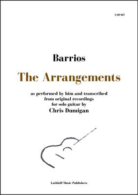 cover of Barrios: The Arrangements trans. Chris Dumigan