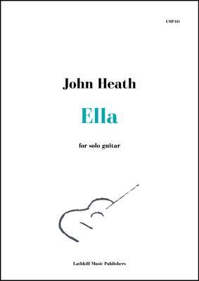 cover of Ella by John Heath