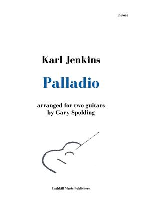 cover of Palladio by Karl Jenkins arranged for two guitars by Gary Spolding