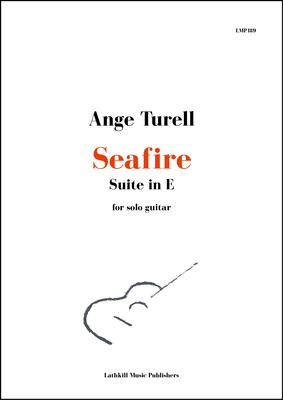 cover of Seafire (Suite in E) by Ange Turell
