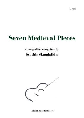 cover of Seven Medieval Pieces arr. Stathis Skandalidis