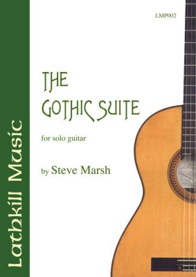 cover of The Gothic Suite by Steve Marsh
