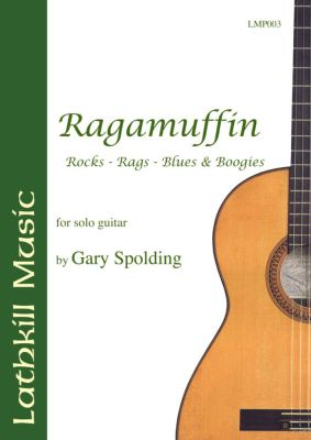 cover of Ragamuffin by Gary Spolding