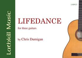 cover of Lifedance by Chris Dumigan