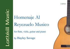cover of Homenaje Al Reyezuelo Musico by Hayley Savage