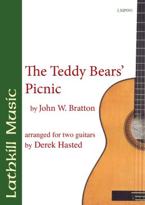 cover of The Teddy Bears' Picnic by John W. Bratton (arranged by Derek Hasted)