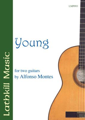 cover of Young by Alfonso Montes