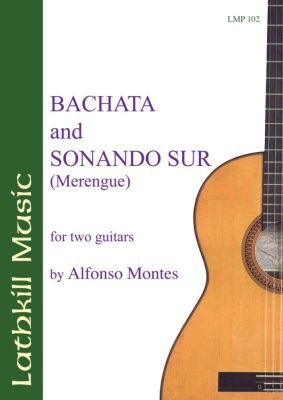 cover of Bachata and Sonando Sur by Alfonso Montes