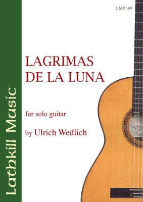 cover of Lagrimas de la Luna by Ulrich Wedlich