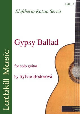 cover of Gypsy Ballad by Sylvie Bodorová