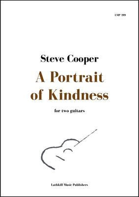 cover of A Portrait of Kindness by Steve Cooper
