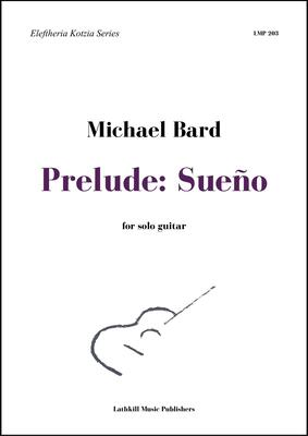 cover of Prelude: Sueño by Michael Bard