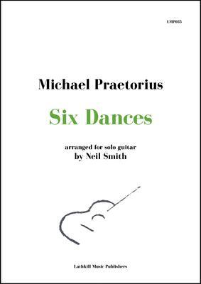 cover of Six Dances by Michael Praetorius arr. Neil Smith