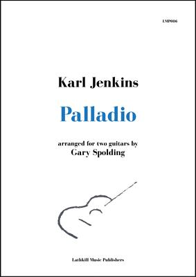 cover of Palladio by Karl Jenkins arr. for two guitars by Gary Spolding