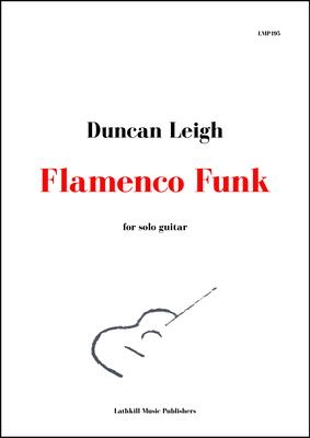 cover of Flamenco Funk by Duncan Leigh