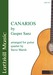 Canarios by Gaspar Sanz arr for four guitars by Steve Marsh