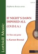 If Night039s Dawn Imposed All INDIA by Karsten Brustad